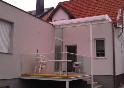Terrassenüberdachung 2011-2
