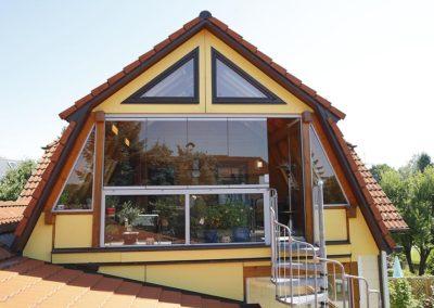 Terrassenüberdachung 2012-2