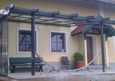 Terrassenüberdachung 2013-6