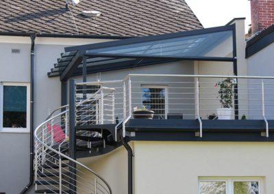 Terrassenüberdachung 2014-3